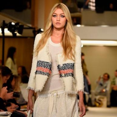 Sonia Rykiel : Runway - Paris Fashion Week Womenswear Spring/Summer 2015