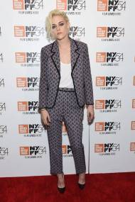 """NEW YORK, NY - OCTOBER 05: Actress Kristen Stewart attends """"An Evening with Kristen Stewart"""" during the 54th New York Film Festival at Stanley H. Kaplan Penthouse at Lincoln Center on October 5, 2016 in New York City. (Photo by Jamie McCarthy/Getty Images)"""